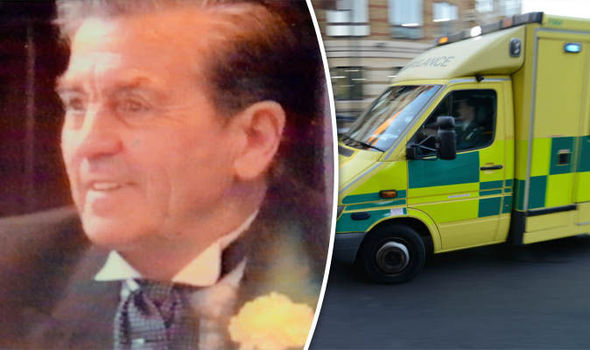 Former RAF serviceman died after waiting over 12 HOURS for an ambulance
