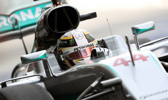 Lewis Hamilton goes fastest in Abu Dhabi Grand Prix Free Practice 1 ahead of Nico Rosberg