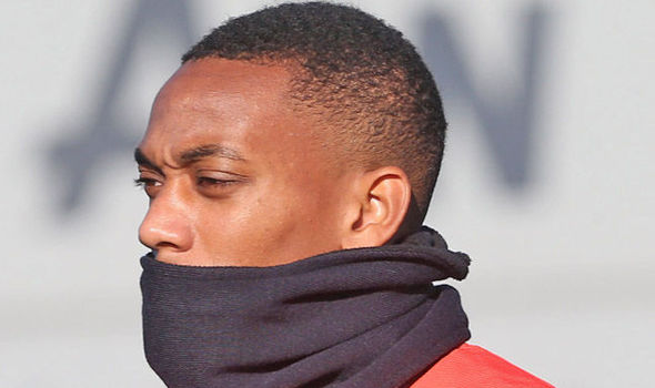 Man United v Fenerbahce: Martial in, Herrera out? Team news hint as Reds arrive at hotel