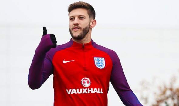 Liverpool star Adam Lallana discusses next steps with England