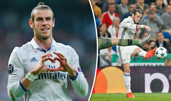 Gareth Bale scores for Real Madrid to end mammoth Champions League goal drought
