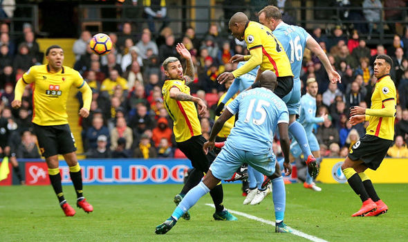 Watford 0 - Stoke 1: Gomes' own goal ensures Potters move into top ten