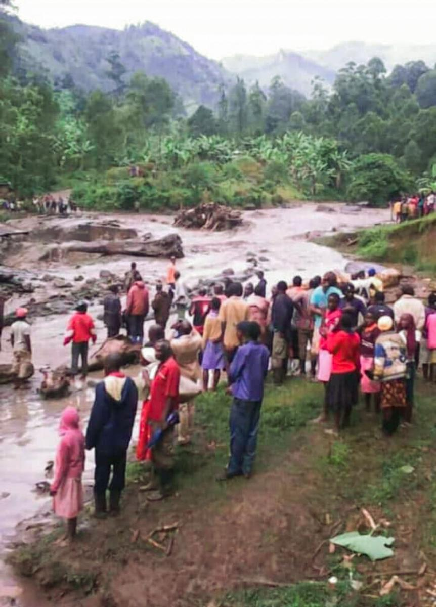 Dozens die in Uganda mudslides triggered by heavy rains