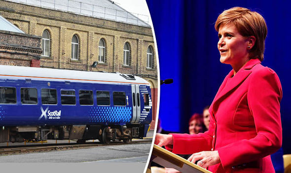 Nicola Sturgeon considers rail fare freeze after ScotRail chaos