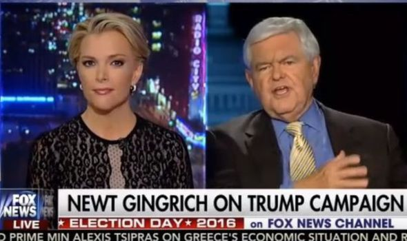 "Watch Newt Gingrich attack Megyn Kelly over media bias: ""You are fascinated with sex"""