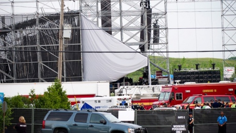 New trial ordered in deadly stage collapse at Radiohead concert in Toronto