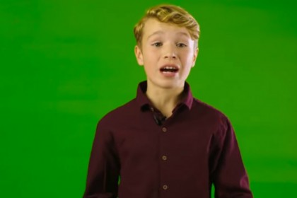 US election 2016: Does this ten-year-old know more about US politics than you?