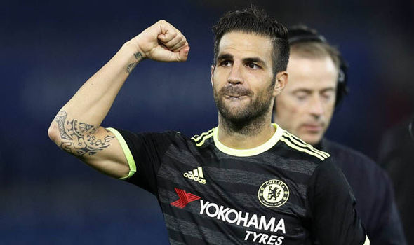 Humiliate the snake! Arsenal fans fired up as Cesc Fabregas starts for Chelsea