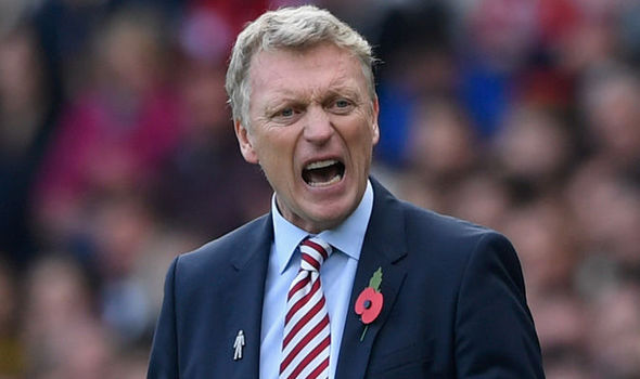 Sunderland boss David Moyes handed one-match touchline ban by FA