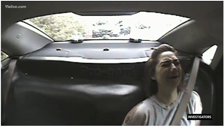 A cop stopped a woman for speeding — then flipped a coin to decide whether to arrest her