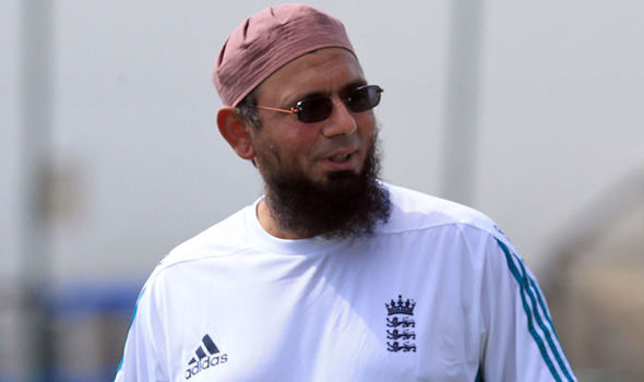 Saqlain Mushtaq eyeing full-time spin coach role with England