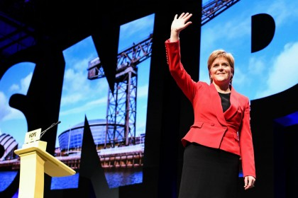 SNP backs second EU referendum