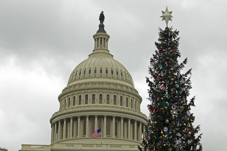 Evening top 5: Government shutdown looms in US; President Higgins sends his Christmas message