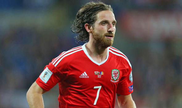Wales boss Chris Coleman reveals the extent of Joe Allen injury: It's not good news