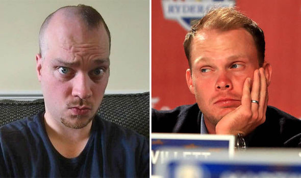Danny Willett defends brother Peter's attack on USA fans at Ryder Cup on Twitter