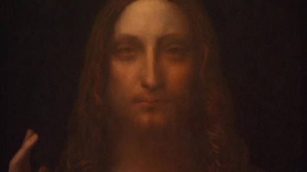Da Vinci painting destined to find new owner