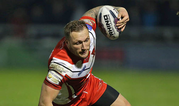 Salford put in perfect warm-up display ahead of Millian Pound Match against Hull KR
