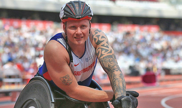 David Weir after crashing out of T54 marathon in Rio: I have been stabbed in the back