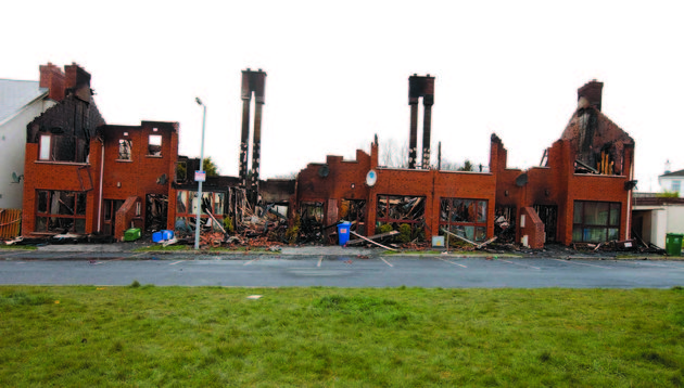Report finds serious fire safety deficiencies at Kildare estate