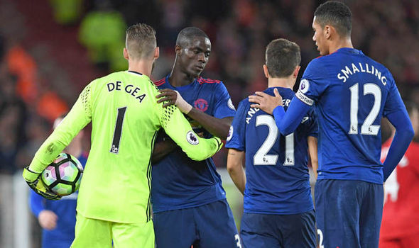 Manchester United ace Chris Smalling lauds star for Liverpool heroics