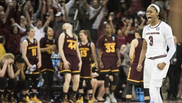 Key injuries could derail South Carolina, Notre Dame women