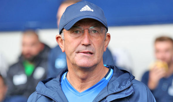 Tony Pulis: West Brom will have to force me out if they want me to leave