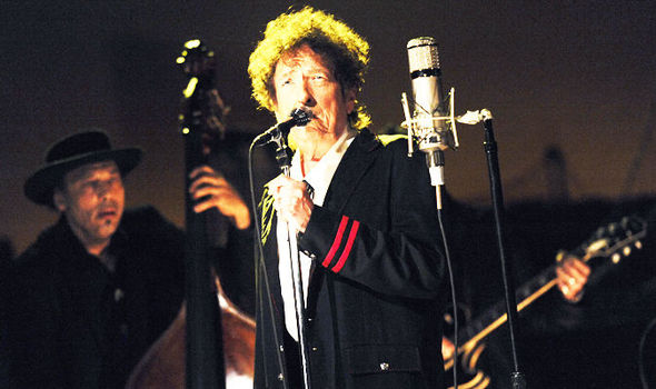 Bob Dylan awarded Nobel Prize for Literature