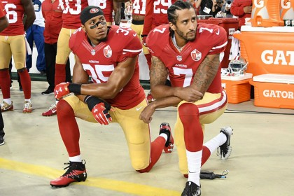 Colin Kaepernick: Hero or traitor?