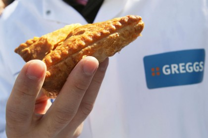 Greggs sales boosted by salads and soups