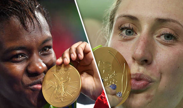 Team GB's Laura Trott and Nicola Adams have medical records leaked by Russian hackers