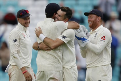 England summer report: India well beaten, Anderson breaks record and Cook retires