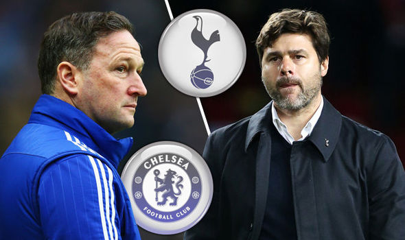 Spurs boss Mauricio Pochettino reveals clear-the-air talks with Chelsea's Steve Holland