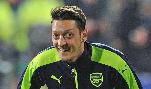 Arsenal boss Arsene Wenger on Mesut Ozil's Ludogorets goal: I got this wrong