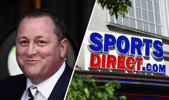 DRAMA: Sports Direct international's acting finance boss to resign