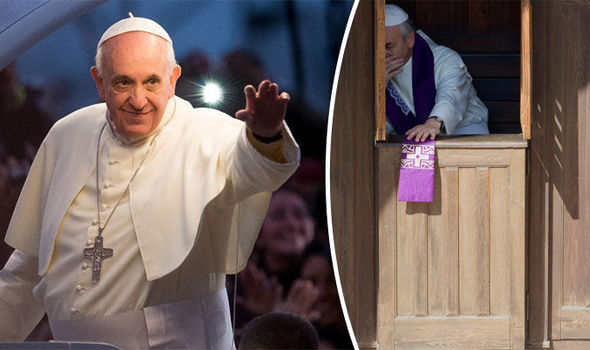 Pope Francis gives priests the power to forgive women who have had an abortion