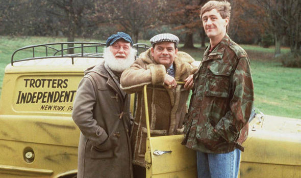 Lovely jubbly, Rodney ...Only Fools And Horses is Britain's most watched TV show