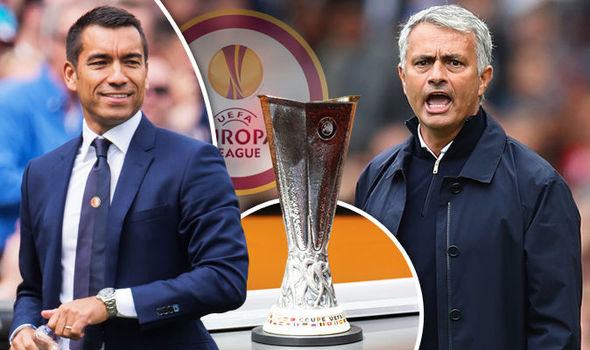 Feyenoord v Man United live: Get all the Europa League team news and build-up