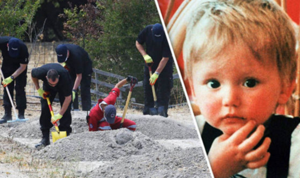 BREAKING: Police hunting missing toddler Ben Needham ask to demolish farmhouse