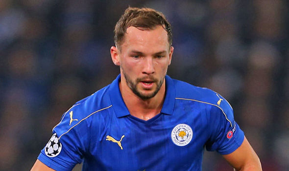 Leicester midfielder Danny Drinkwater to serve three-match ban after accepting FA charge