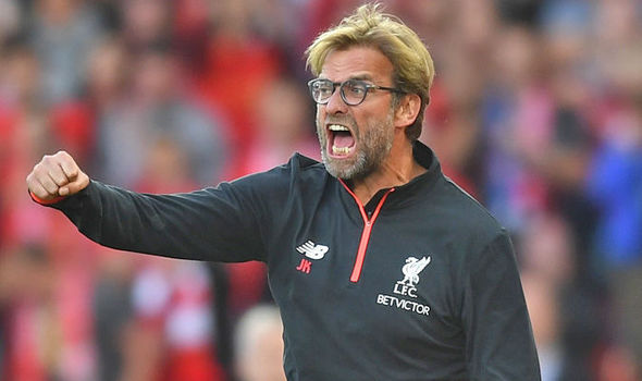 Liverpool boss Jurgen Klopp: I want my players get angry against Hull