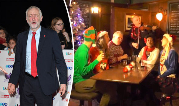Jeremy Corbyn fans release song in bid to make him PM - and get to Christmas number one