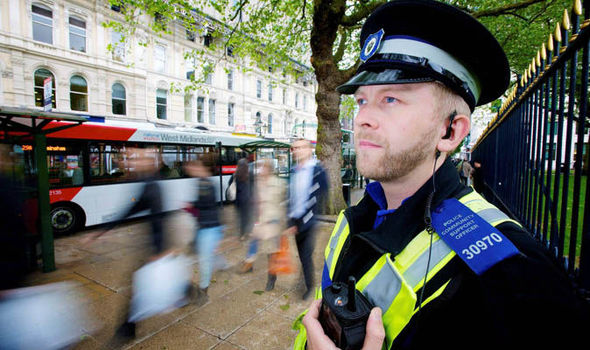 Police officer has photographic memory of criminals