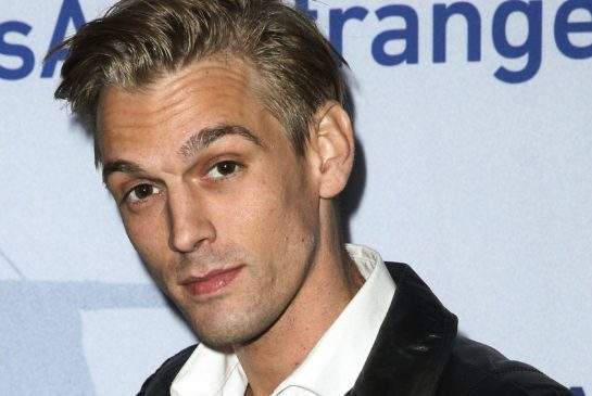 Singer Aaron Carter arrested on DUI, drug charges in Georgia