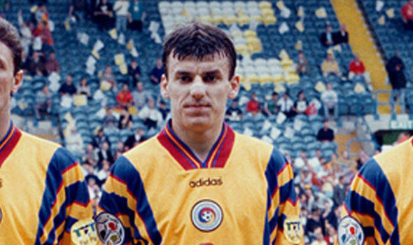 Former Rangers defender Daniel Prodan dies after suffering heart attack aged just 44