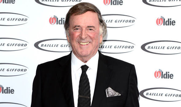 Sir Terry Wogan secured as national treasure at Westminster Abbey thanksgiving service