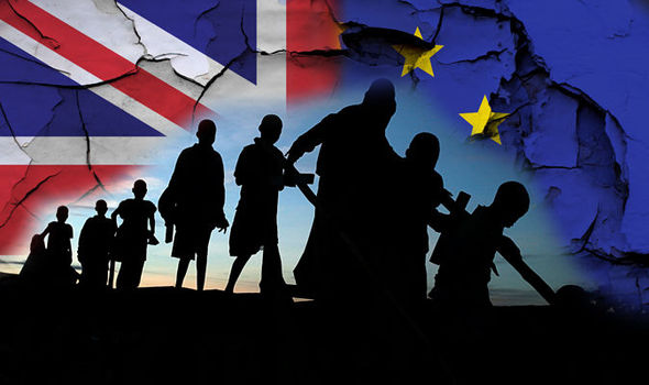BREXIT SUCCESS: Migration will be 80,000 a year LOWER after UK quits the EU, claims OBR