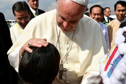 Pope Francis wants change to Lord's Prayer