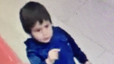 Edmonton police seek public's help to find missing toddler