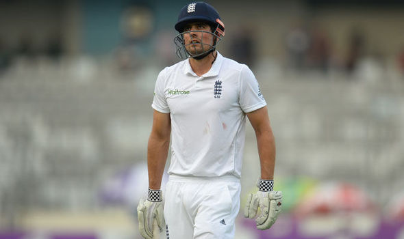 Alastair Cook insists he is not ready to quit as England captain after the India series