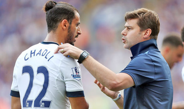 Spurs boss Mauricio Pochettino: This is the real reason why Nacer Chadli joined West Brom